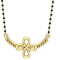 Kyra Yellow Gold Mangalsutra