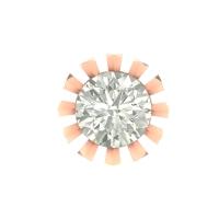 Ambey Diamond Nosepin