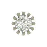 Jeeshna Diamond Nosepin