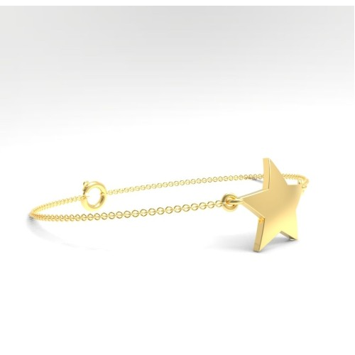 Star Flexible Bracelet