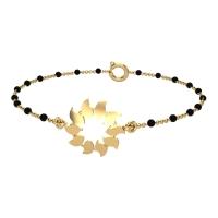Sudakshina Gold Bracelet