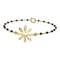 Stuti Gold Bracelet