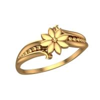 Anya Gold Ring