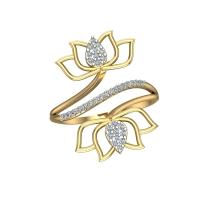Lavanya Diamond Ring