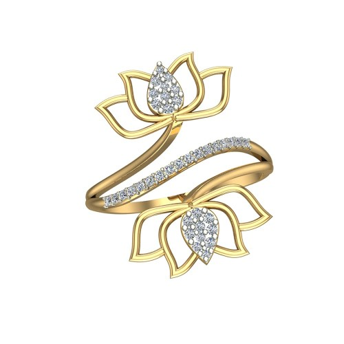 Lavanya Diamond Ring