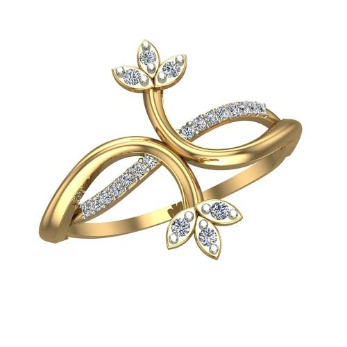 Chakrika Diamond Ring