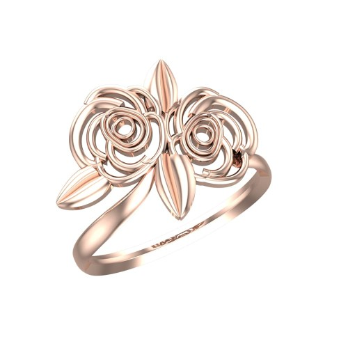 Sannvi Gold Ring