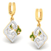 Arya  Diamond Earrings