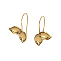 Inayat Gold Earring
