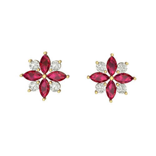 Mishika Diamond Earring