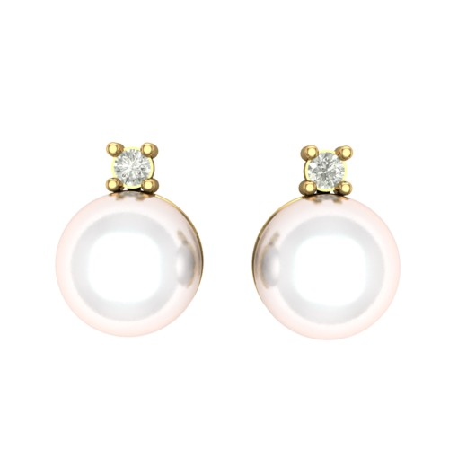 Pihu Diamond Earring