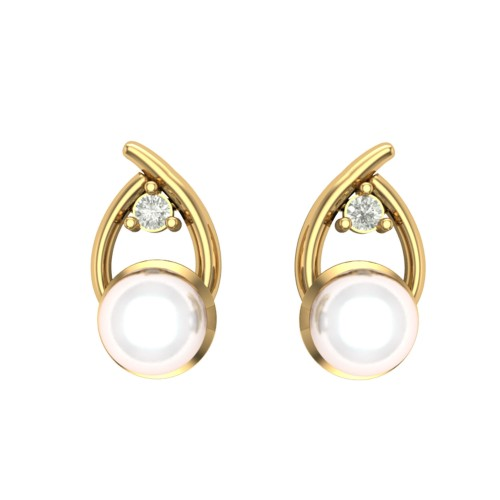 Tanya Diamond Earring