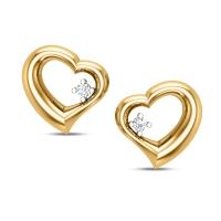 Heidi Diamond Earring
