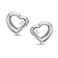 Esmeralda Diamond Earring