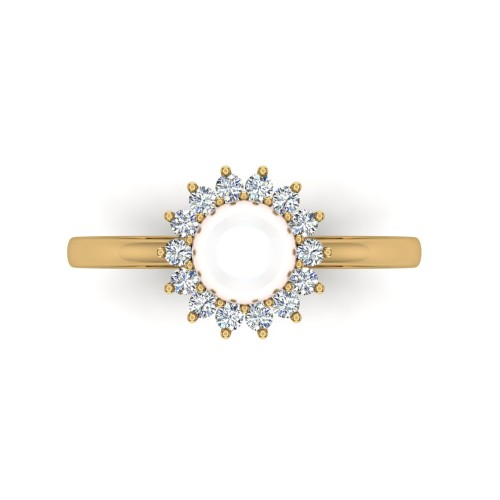 Sachita Diamond Ring