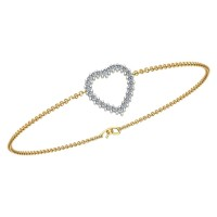 Bency Diamond Bracelet
