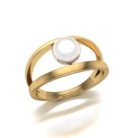 Viri Gold Ring