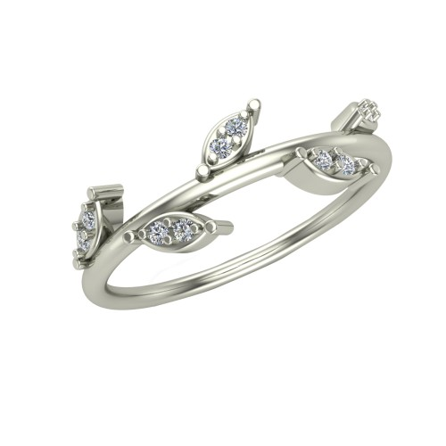 Jiya Diamond Ring