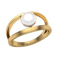 Gitika Gold Ring