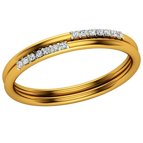 Deepanshi Diamond Ring