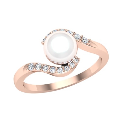 Mahima Diamond Ring