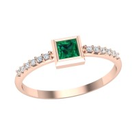 Aahana Diamond Ring
