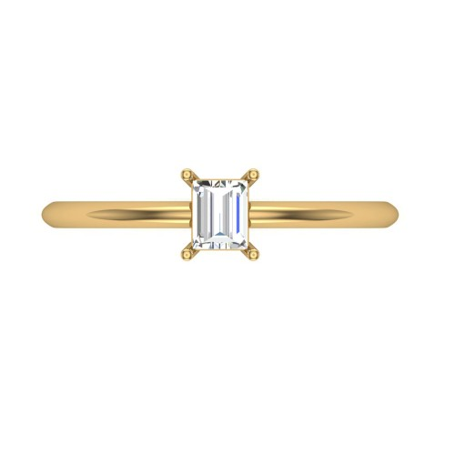 Ambika Diamond Ring