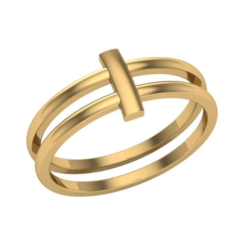 Ishmita Gold Ring