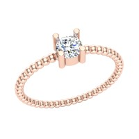 Nishali Diamond Ring