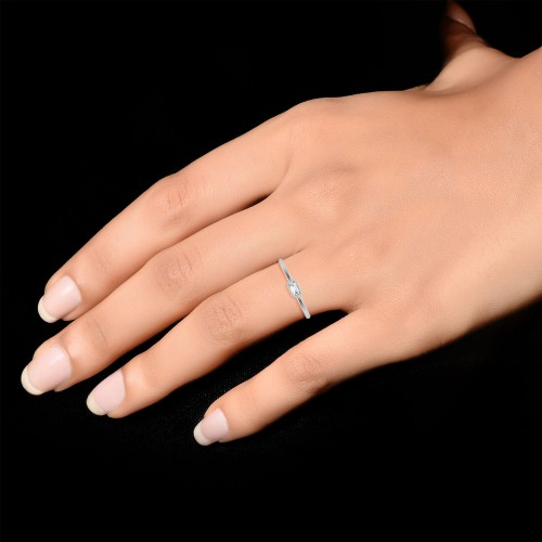 Prema Diamond Ring