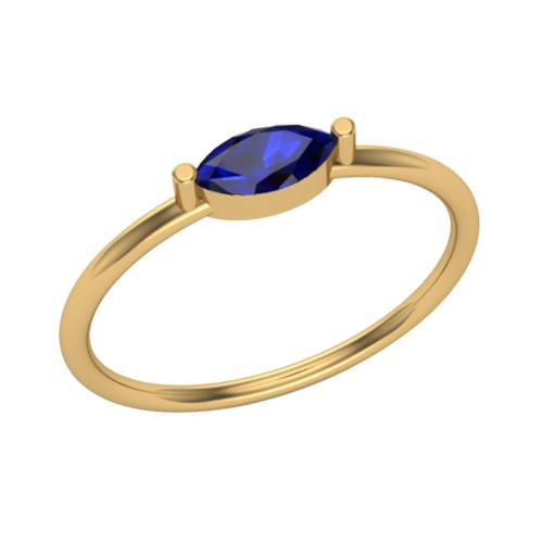 Saachi Gold Ring