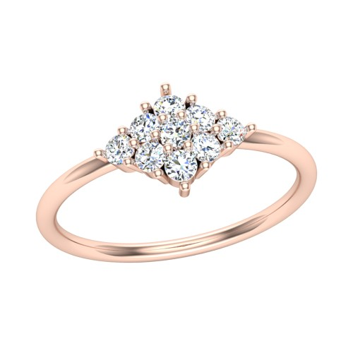 Nancy Diamond Ring