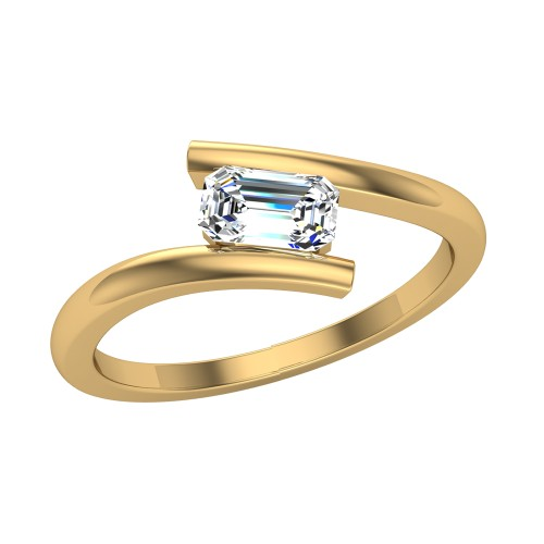Tulika Diamond Ring