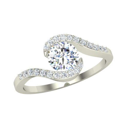 Tanvika Diamond Ring
