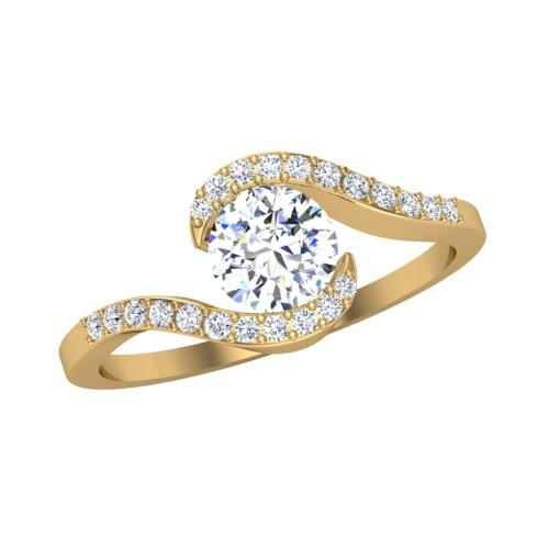 Yashika Diamond Ring