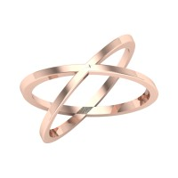 Mansi Gold Ring