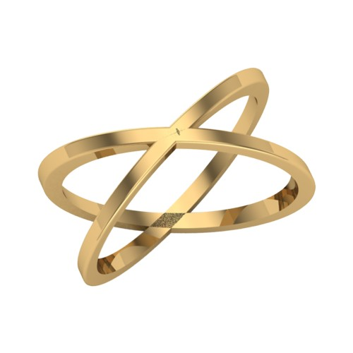 Suhani Gold Ring