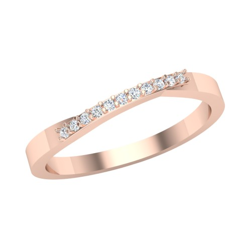 Jahnvi Diamond Ring