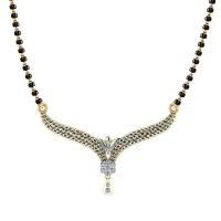 Deepa Diamond Mangalsutra