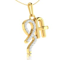 Shree  Diamond Pendant