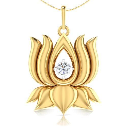 Ragy Diamond Pendant