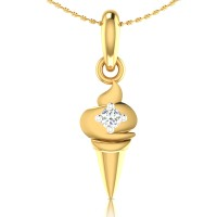 Rida Diamond Pendant