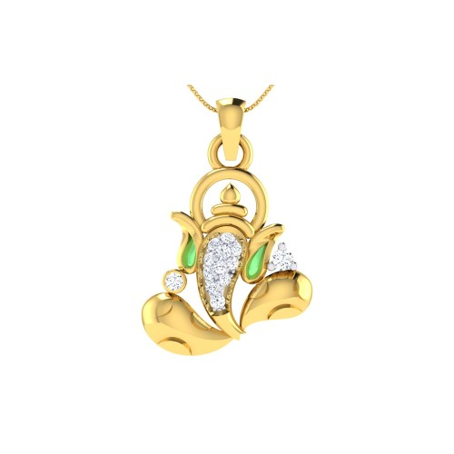 Aadhya Diamond Pendant