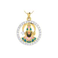 Hari Balalj Diamond Pendant