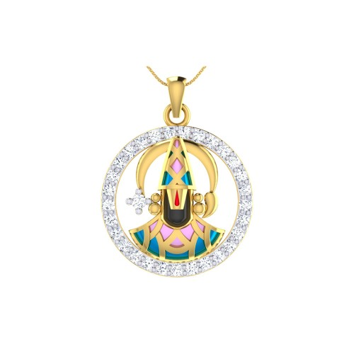 Khushi Diamond Pendant