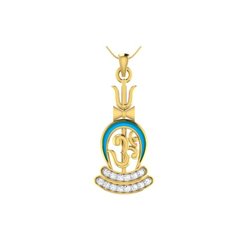 Advika Diamond Pendant