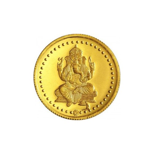 5gm Gold Coin June 2019
