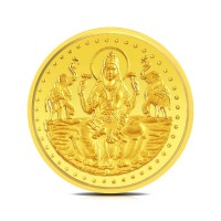 5 Gram Shree Laxmi Gold Coin
