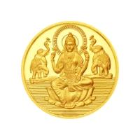 2 Gram Jai Shree Laxmi Gold Coin