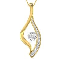 Etash Diamond Pendant
